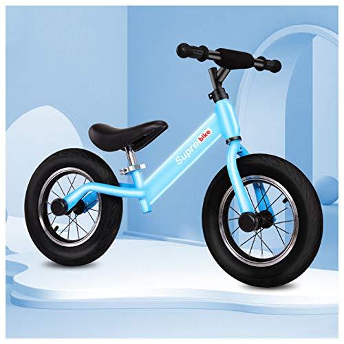 AAAHHH Bicicleta Sin Pedales para Niños Y Niñas 3-4 Años   Bici con Ruedas De 12