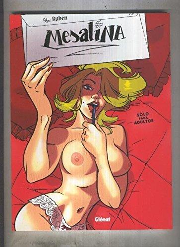 Mesalina, album solo para adultos