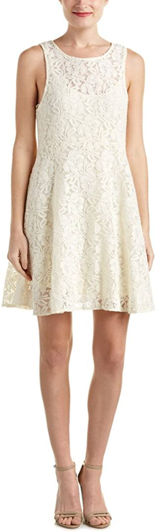 Free People Women's Miles of Lace Sleeveless Dress