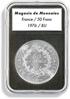 Square coin capsules EVERSLAB inner diameter 16 mm by Leuchtturm