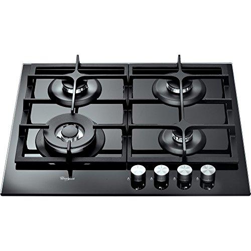 Whirlpool; Plaque de cuisson à gaz (AKT6465NB) Noir