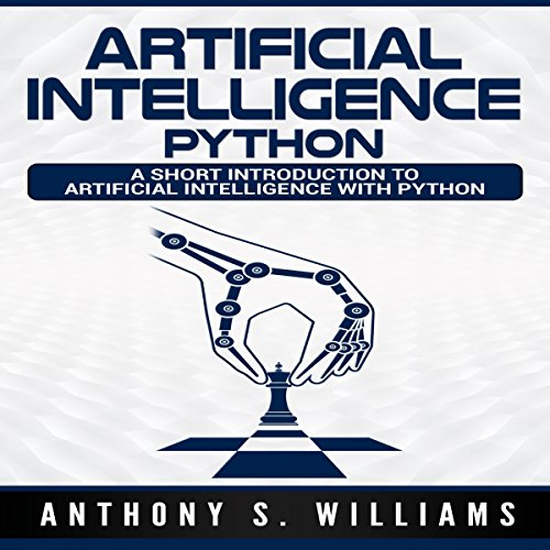Artificial Intelligence Python audiobook cover art