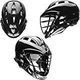 CASCADE CSascade CS Junior Lacrosse Helmet Size: Adjustable Black