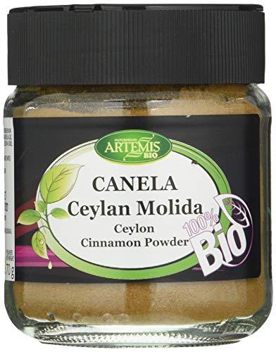 CANELA Ceylan molida XL tarro 70g ECO