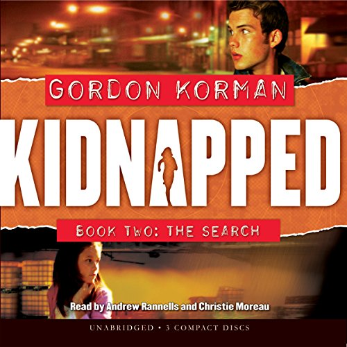 Kidnapped Book Two audiobook cover art