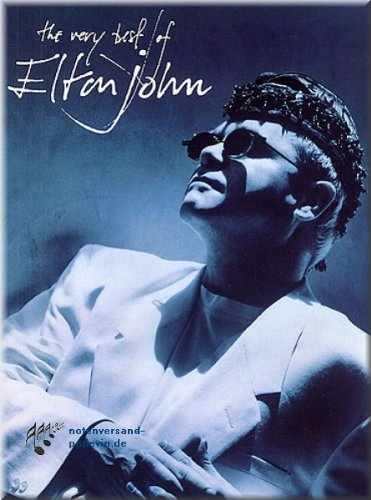 the very best of Elton John - Noten Songbook [Musiknoten]