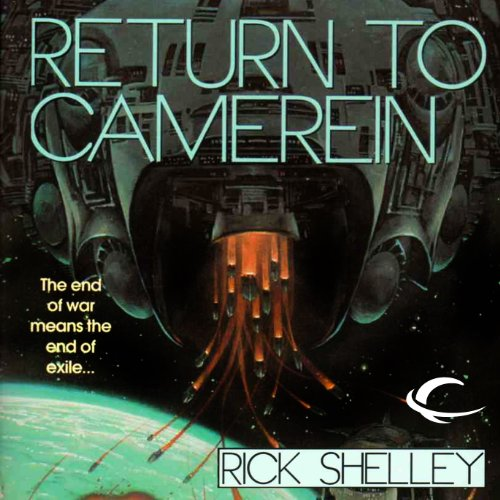 Return to Camerein audiobook cover art
