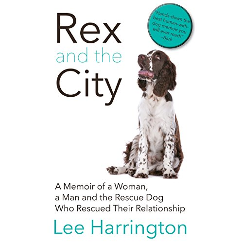 Rex and the City audiobook cover art