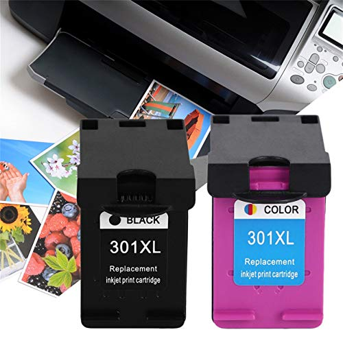 Alternativa a cartuccia d'inchiostro non OEM per HP 301XL Deskjet 1050 2050 2050s 3050 per Envy 4500 4502 4504 5530 5532 5539 stampante - 1 pezzo tricolore