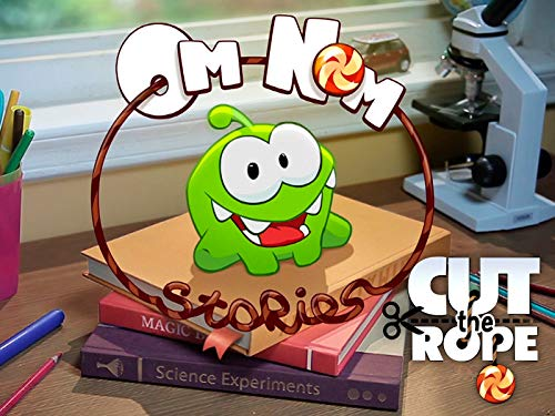 Clip: Cut the Rope - Om Nom Stories