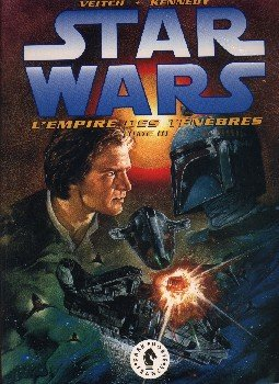 Star wars, l'empire des ténèbres, tome 3 :