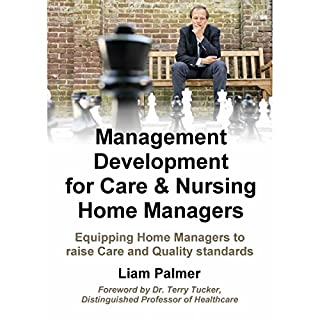 Management Development for Care & Nursing Home Managers audiobook cover art