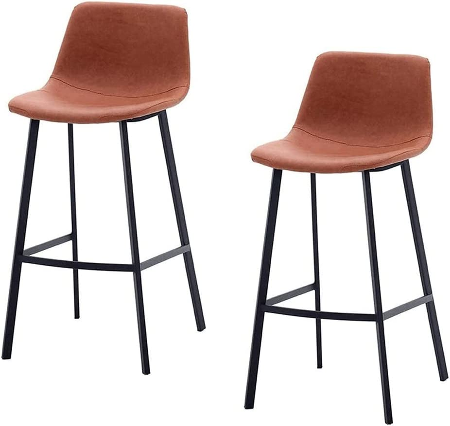 security LYRWISHJB Home Cheap mail order shopping Kitchen Dining Barstool with Lounge Bar Backless