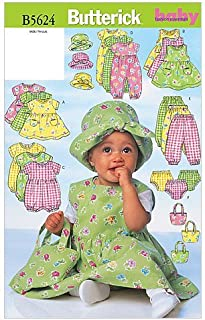 infant romper pattern