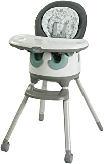 アップリカ ベビーチェア(7Way) フロアーツーテーブル 成長にあわせて使えるイスとテーブル オスカーグレー(GR) 5か月~ 2090856
