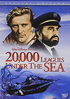 Disney's 20,000 Leagues Under The Sea (Two-Disc Special Edition) (B00005JKU0) | Amazon price tracker / tracking, Amazon price history charts, Amazon price watches, Amazon price drop alerts