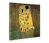 Giallobus - Cuadro - Impresion EN Lienzo - Gustav Klimt - EL...