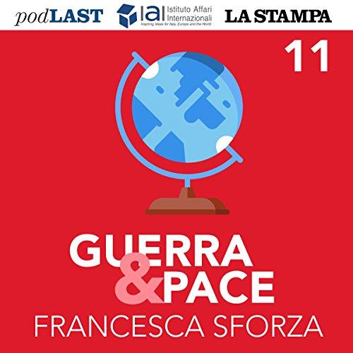 La polveriera egiziana (Guerra & Pace 11) copertina