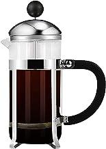 Draagbare Anti Brandwonden Hand Koffiezetapparaat 350Ml Huishoudelijke Koffie Pers Pot Rvs Methode Pers Pot Thee Maker
