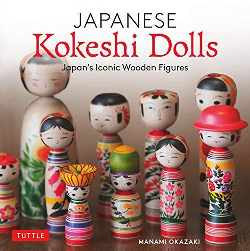 Japanese Kokeshi Dolls /Anglais