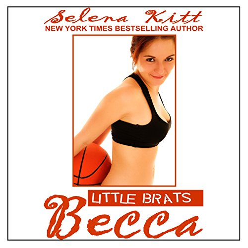 Little Brats: Becca audiobook cover art