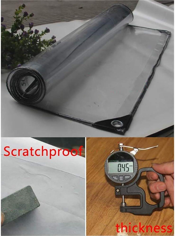 JZX Tarpaulin, Transparent Rainproof Greenhouse Tarpaulin, Insulation Shed Cloth
