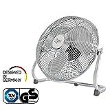 Bodenventilator CoolBreeze 5000 BV - Leise 50 cm, 120 Watt | Boden Ventilator