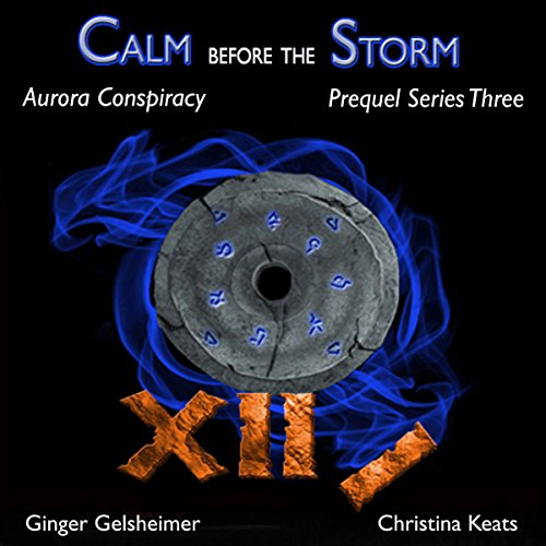 Calm Before the Storm audiobook cover art