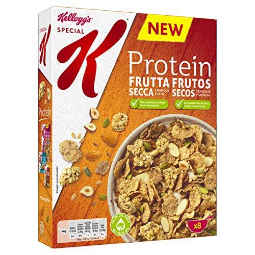 Kellogg's Special K Protein Frutos secos Cereales - 330 g