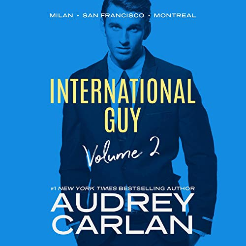 International Guy: Milan, San Francisco, Montreal Titelbild