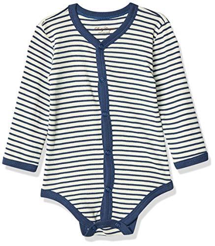 Baby Creysi F2710 BBU Bodies Unisex, Color Azul Intenso, 12 Meses