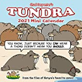 Tundra 2021 Mini Wall Calendar