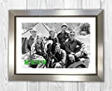 Engravia Digital MASH Poster Signed Autograph Reproduction