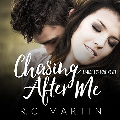 Chasing After Me audiobook cover art
