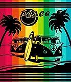 CONFORT HOME M.T. Toalla DE Playa -Grand Caribe*- (90 X 170 CM) ALGODÓN Egipcio 100, Tacto Suave, Muy Absorbente Y Secado RÁPIDO (11866 Aloha)