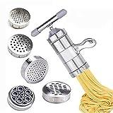 Máquina para hacer pasta de acero inoxidable, para hacer espaguetis,...