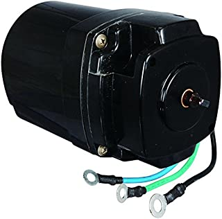 New Tilt Trim Motor Replacement For 1974-1984 Mercury Outboard All HP 17649A1, 17649T, 87828, 88183A12, 891736T