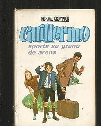 Guillermo aporta su grano de arena