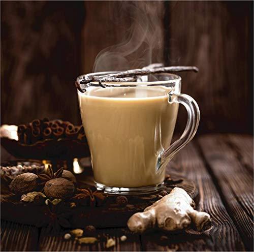 【モクシャチャイ】レンジdeチャイマサラチャイアッサム茶葉CTC紅茶ティーバッグ15包チャイティーギフト【5種のスパイス】(1.マサラチャイ)