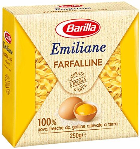 Barilla Le Emiliane Farfalline Pasta all'Uovo- 250 g