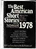 American Short Stories 1978 - Best Reviews Guide
