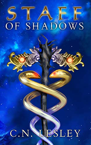 Book: Staff of Shadows by C. N. Lesley