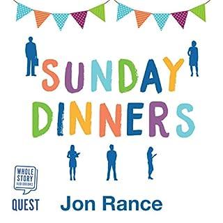 Sunday Dinners audiobook cover art