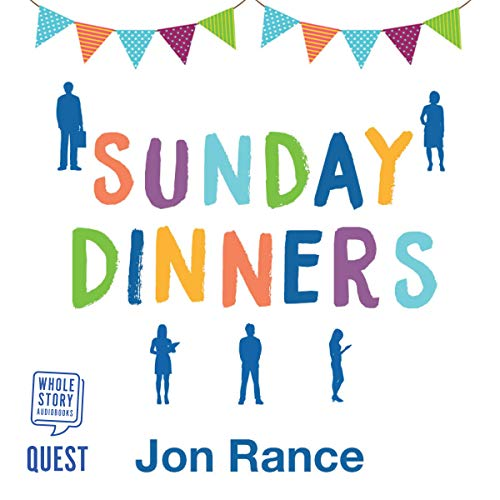 Sunday Dinners audiobook cover art