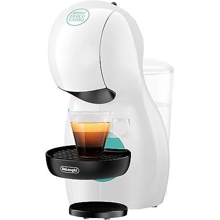 Nescafé Dolce Gusto EDG210.W Piccolo XS- Macchina Automatica Per Caffè Espresso E Altre Bevande, 0.8 Litri, 1600W, 15bar, Plastica, Bianco