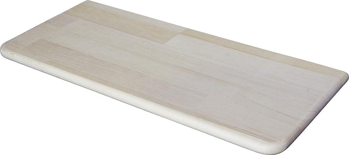 呼びかけるイースターショップFK 棚 パインシェルフ 900×15×200mm 無塗装仕上げ