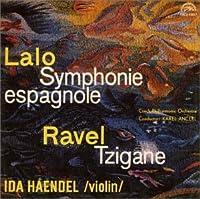 LALO,RAVEL:SPANISH SYM & TZIGANE by HAENDEL & ANCERL (2004-07-21)