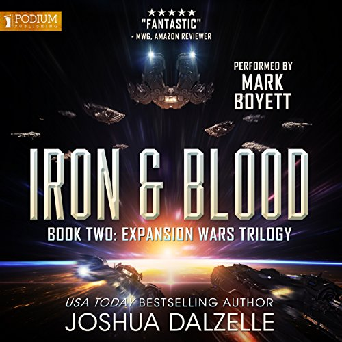 Iron & Blood cover art