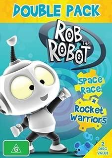Rob The Robot: Space Race / Rocket Warriors 2-DVD Set [ NON-USA FORMAT, PAL, Reg.0 Import - Australia ]