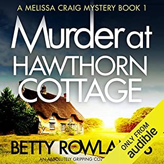 Couverture de Murder at Hawthorn Cottage